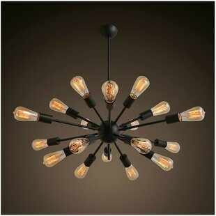 Wrought Studio Eicher 18-Light Chandelier