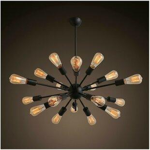 Wrought Studio Eicher 18-Light Chandelier