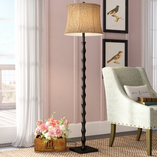 Comparison Harnsberry 62 Floor Lamp By August Grove