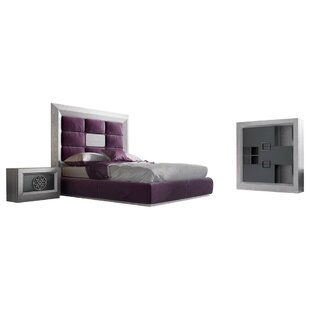 Kogut Panel 5 Piece Bedroom Set