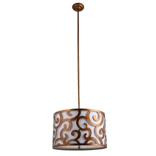 Fleur De Lis Living Beachmont 3-Light Pendant
