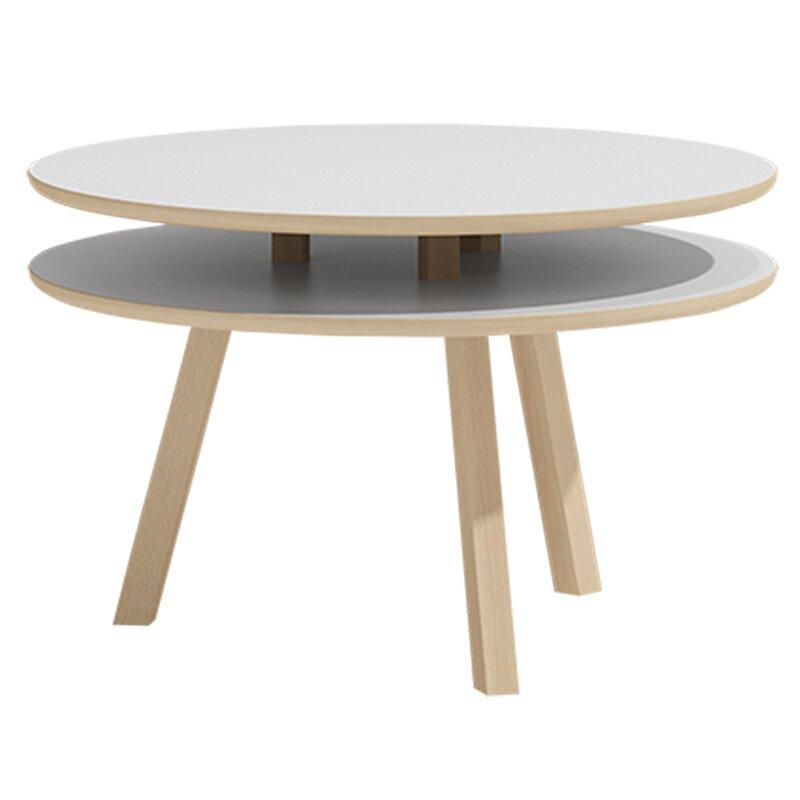 Blandford Beech Wood Coffee Table