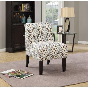 Bungalow Rose Burris Slipper Chair