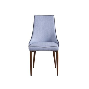 Liner Upholstered Dining Chair