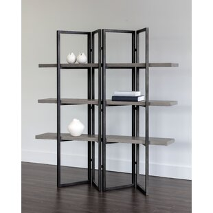 Mixt Ladder Bookcase by Sunpan Modern