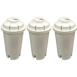 Crucial Brita Refrigerator/Icemaker Water Purifier Filter (Set of 3)