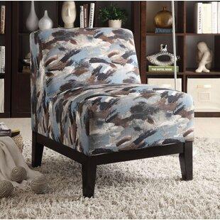 Ebern Designs Moffat Slipper Chair