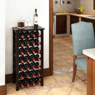 Jackman 28 Floor Wine Bottle Rack by Winston Porter