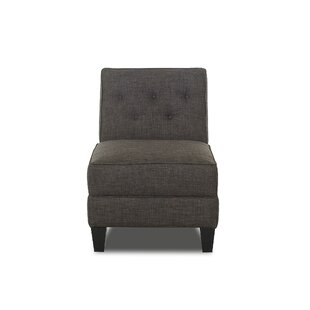 Klaussner Furniture Bellamy Armless Slipper Chair