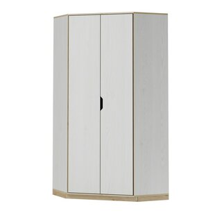 2 Door Corner Wardrobe By Mercury Row