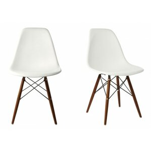 Harrison Solid Wood Dining Chair (Set of 2) by Langley Street