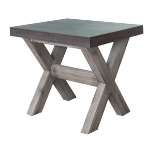 Mitre Side Table By Sol 72 Outdoor