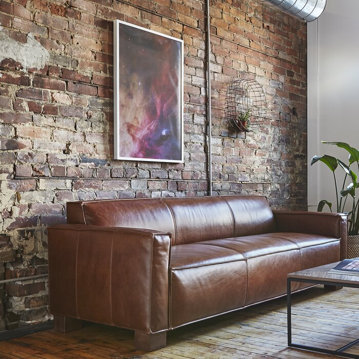 Super Cabot Leather Sofa Interior Design Ideas Truasarkarijobsexamcom