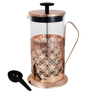 4- Cups Callisburg French Press Coffee Maker