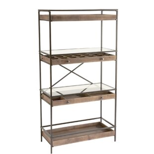 Cooksey Display Shelf Etagere Bookcase