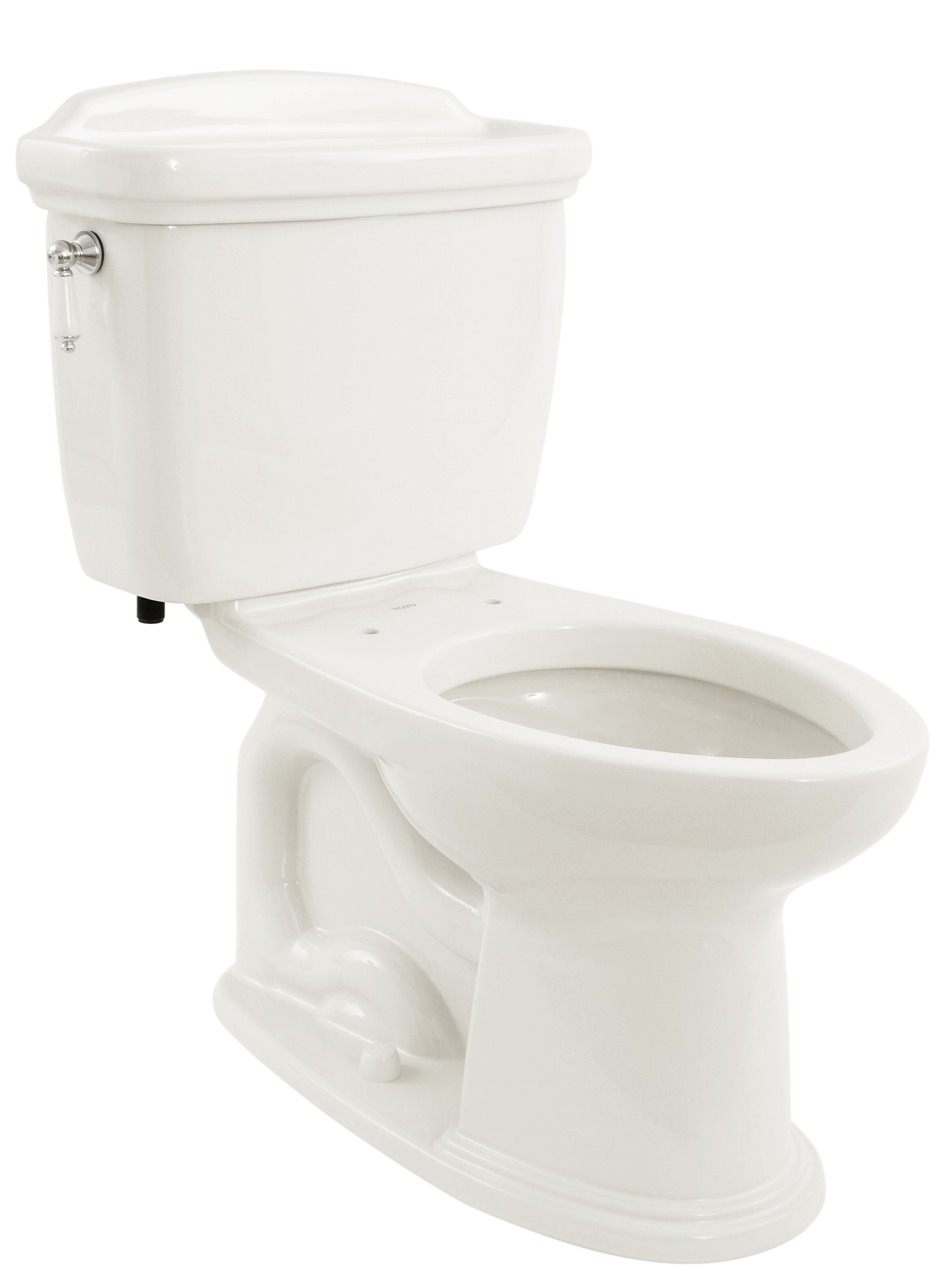 Toto Dartmouth Eco 1.28 GPF Elongated Two-Piece Toilet & Reviews ...