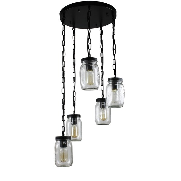 Mason Jar Pendant Wayfair