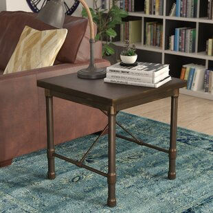 Shop For Selena Industrial End Table By Trent Austin Design