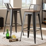 Stacie 30 Bar Stool (Set of 2) by Williston Forge