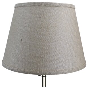 Reviews 13 Linen Empire Lamp Shade By Fenchel Shades