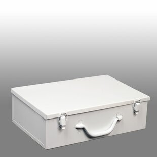 Single Shelf First Aid Storage Cabinet