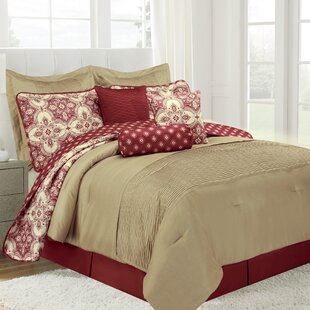 Patina 10 Piece Comforter Set by Design Studio Find