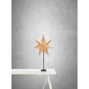 Review Solvalla Table Star Christmas Lamp