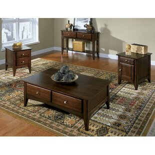 Keyser 4 Piece Coffee Table Set Alcott Hill