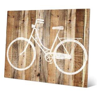Beau U0027Bicycle Woodu0027 Wall Art