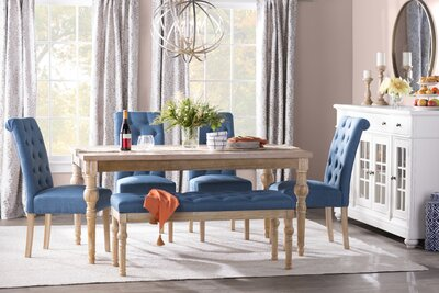 Eclectic Dining Room Design Photo By Wayfair