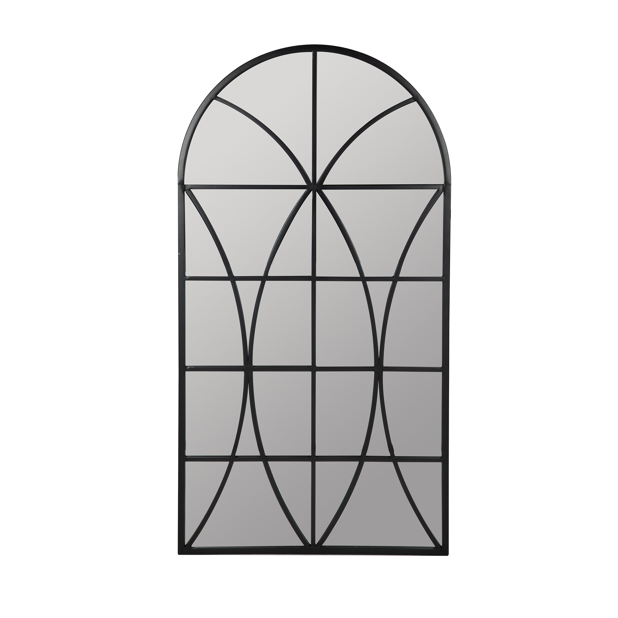 Cooper Classics Arched Traditional Beveled Distressed Full Length Mirror Reviews Perigold