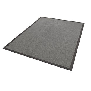 Anthracite Rug By Symple Stuff
