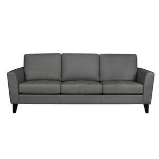 Brunet Leather Sofa