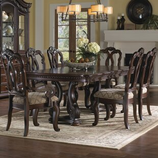 Astoria Grand Weinberger Extendable Dining Table
