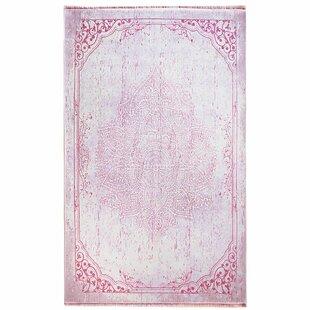 Majestic Kilim Pink Indoor/Outdoor Rug Image