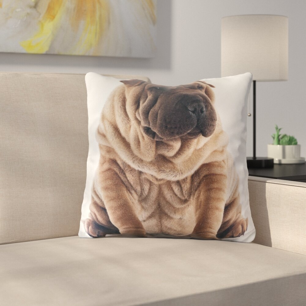 Animals Wildlife Latitude Run Throw Pillows You Ll Love In 2021 Wayfair