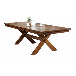 Loon Peak Hayley Extendable Dining Table