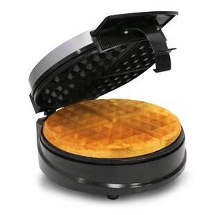 Cuisine Stainless Steel Belgian Waffle Maker