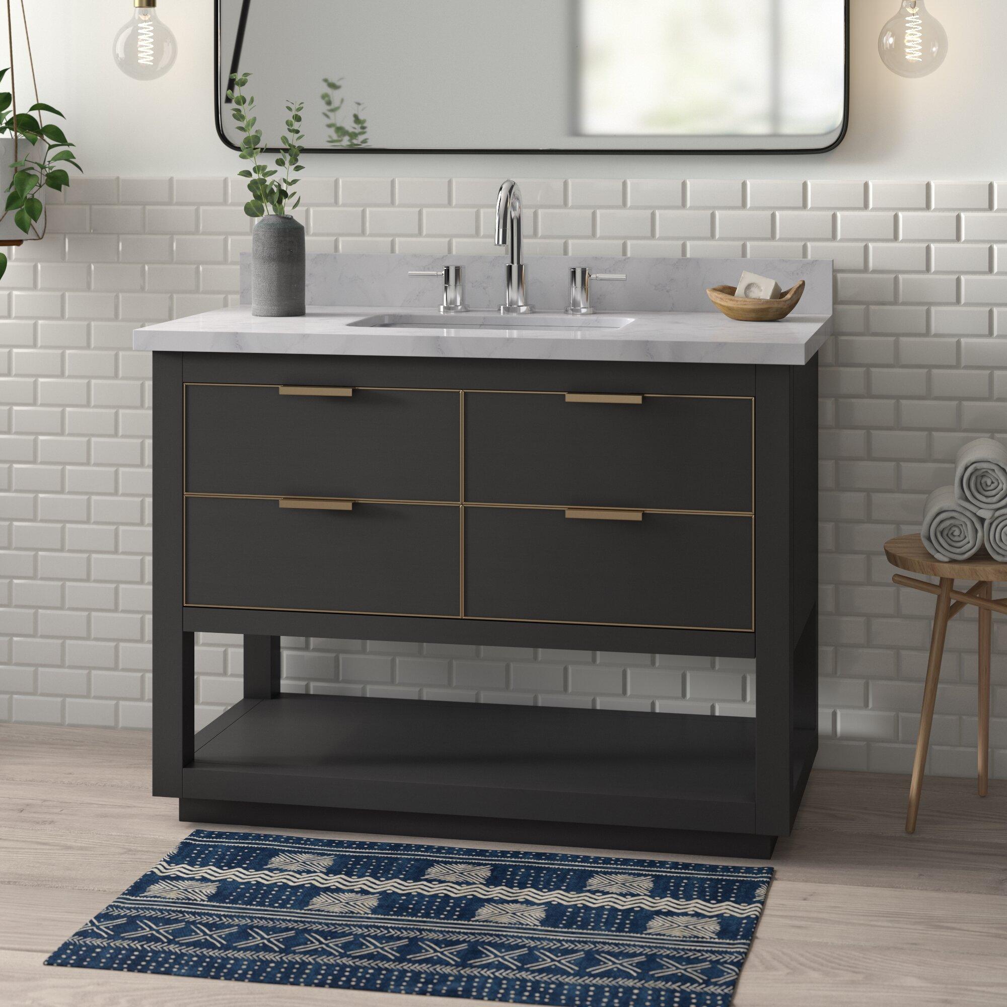 43 bathroom vanity