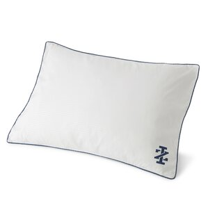 Anti-Allergen/Anti-Microbial Garnetted Polyfill Standard Pillow by IZOD