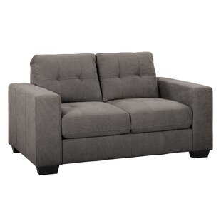 Kaye Chenille Loveseat by Latitude Run