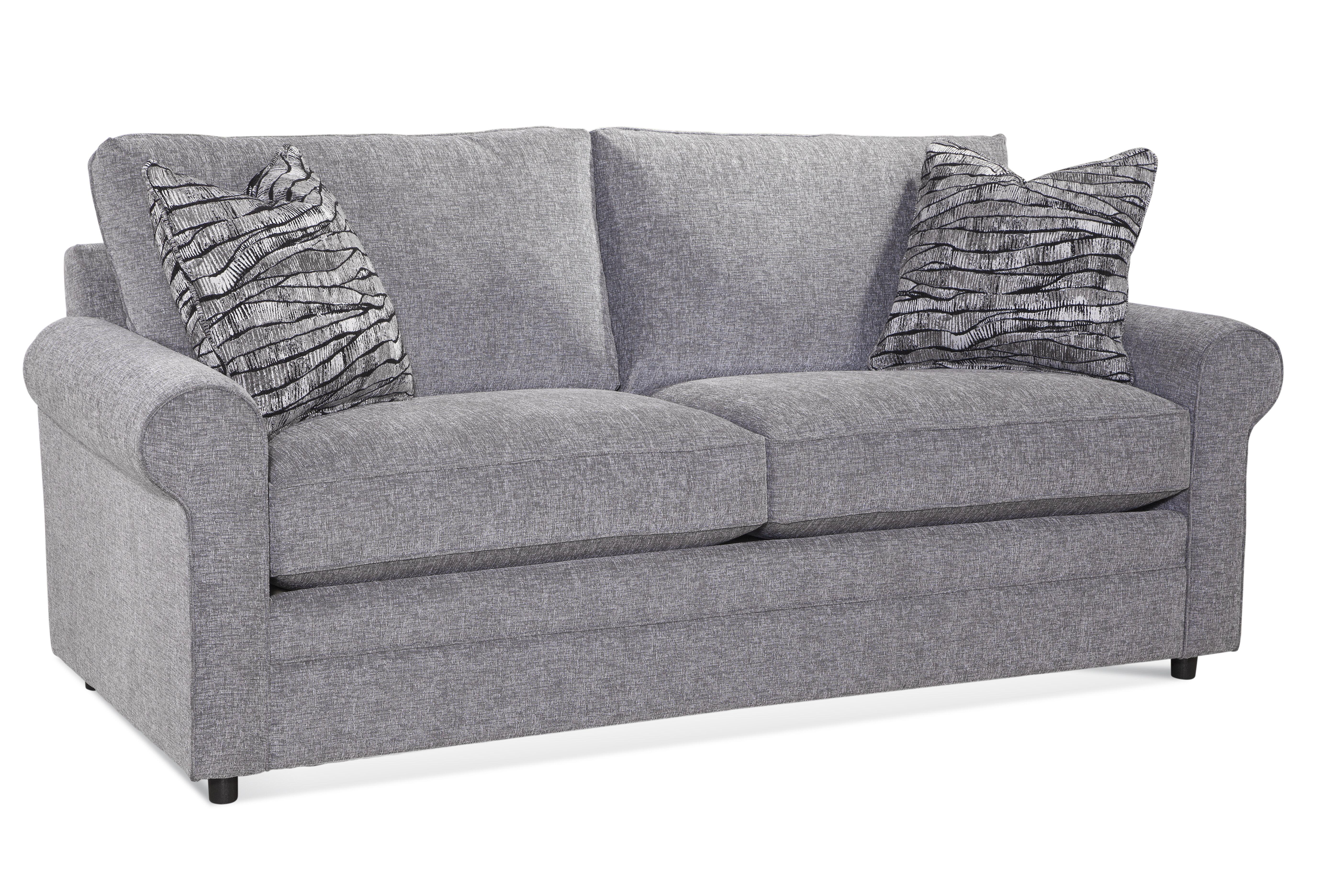 braxton culler edgeworth 85 rolled arm sofa bed bxcl1746 piid=