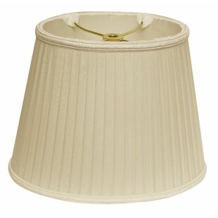12 Silk/Shantung Drum Lamp Shade