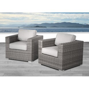 Granillo Patio Chair with Cushions
