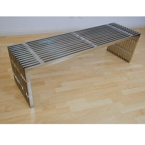 Cubellis Metal Bench by Mod Made