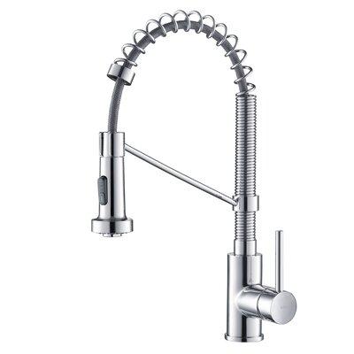 Miraculous Kraus Bolden Series Pull Down Single Handle Kitchen Faucet Inzonedesignstudio Interior Chair Design Inzonedesignstudiocom