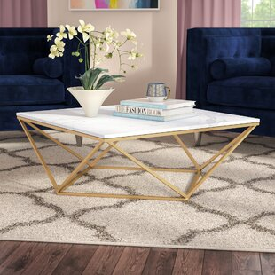Boris Coffee Table by Everly Quinn Purchase