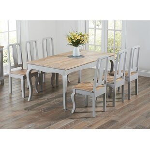 Miller Dining Set With 2 Chairs And 1 Bench