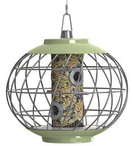 World Source Partners Helix Seed Decorative Bird Feeder