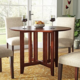 Columbia Extendable Dining Table Red Barrel Studio